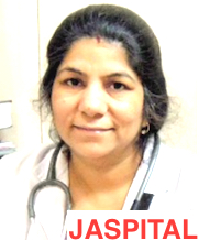 Nisha Bhatnagar,  in New Delhi - Appointment | Jaspital