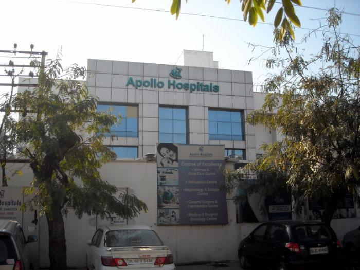 Apollo Hospital Noida In Sector 26 Noida Online